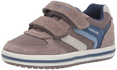 Geox Boys' J Pavel a Low Top Sneakers: Amazon.co.uk: Shoes