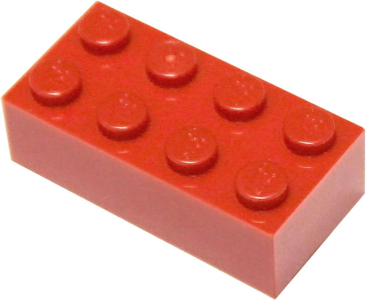 LEGO Bricks   2x4 x 20 pcs Lime Brand New
