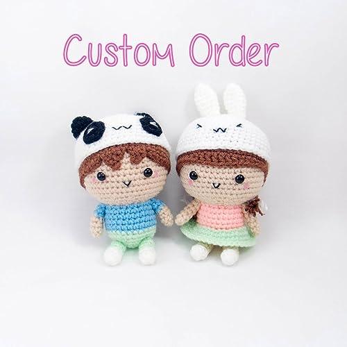 Crochet Doll: Amazon.com   500x500