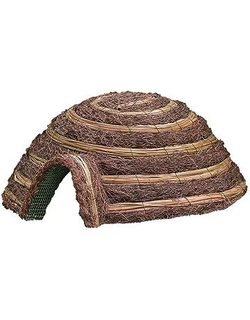 Wildlife World Casa tipo iglú para erizo