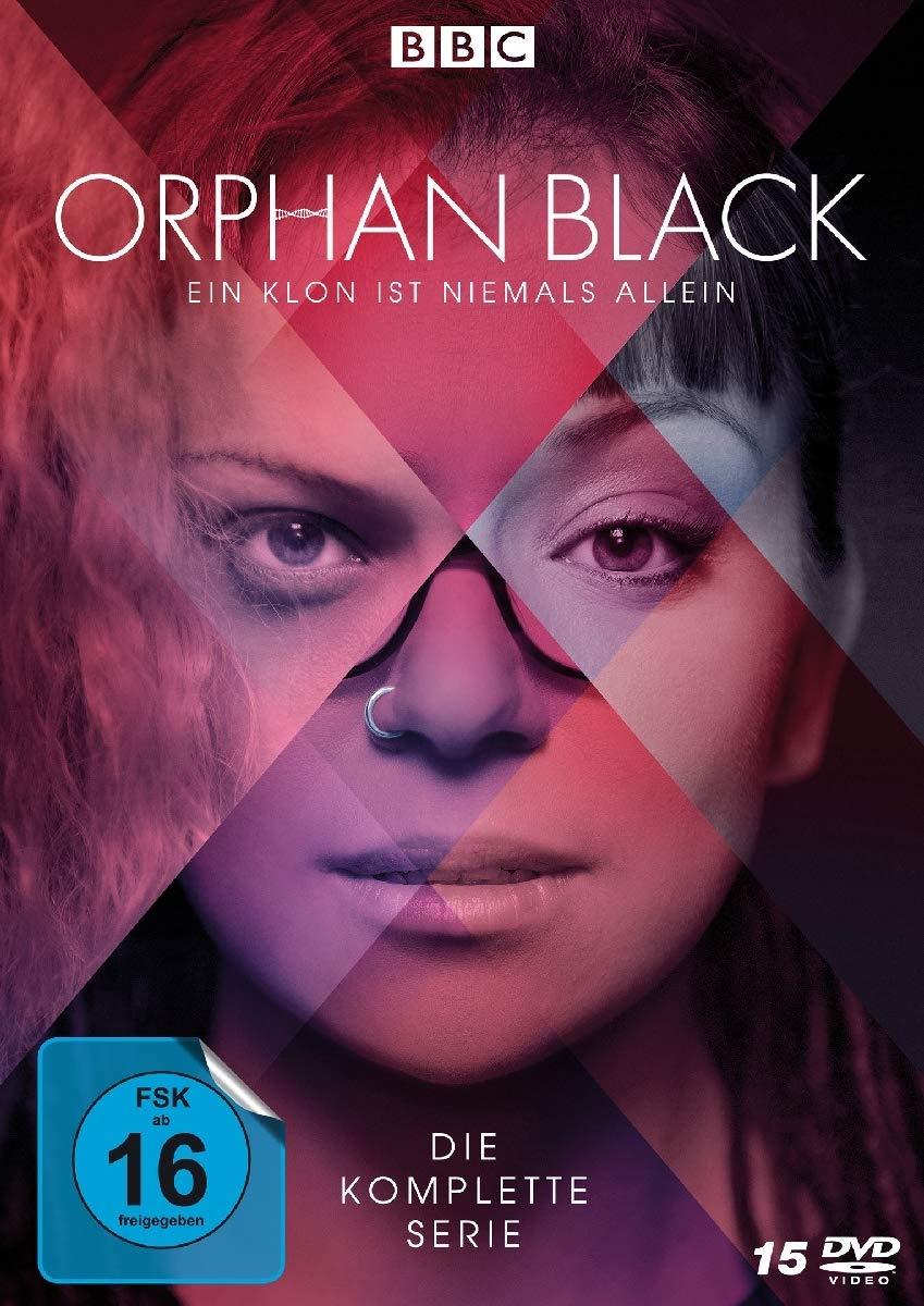 Orphan Black: Ein Klon ist niemals allein - Die komplette ...