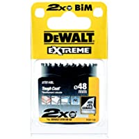 Dewalt DT8148L-QZ DT8148L-QZ-Corona bi-Metal Extreme 2X-48mm, 0 W