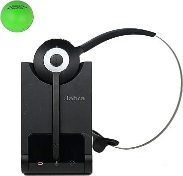 Amazon Com Jabra Pro 920 Wireless Headset For Desk Phone Bundle With Renewed Headsets Stress Ball Renewed Office Products