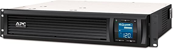APC UPS 1500VA Smart-UPS with SmartConnect