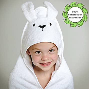 baby hooded towel 100 natural cotton luxury extra soft babies and small childrens
