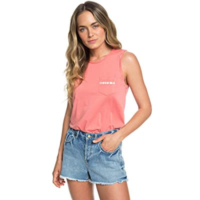 Roxy Women's Suns Shadow Denim Shorts: Clothing