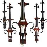Aliyes handgefertigt mit Massivholz-Cello 4/4volle Größe, die nicht-cello-rose DT-1601