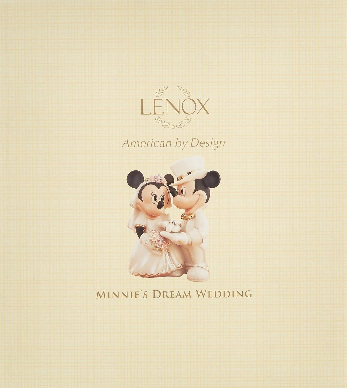 Amazon.com: Lenox Disney\'s Showcase Minnie\'s Dream Wedding: Home ...