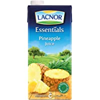 Lacnor Essentials Pineapple Juice - 1 Liter