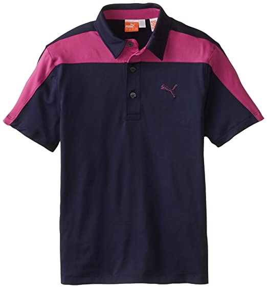6e4dc6f7e3d2a PUMA Golf Boys' Cb Tech Polo (Big Kids)