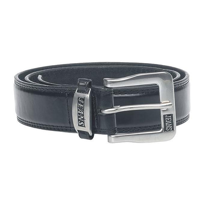Duke Cinturón de piel modelo Kenny extra grande para mujer a7lIliTg