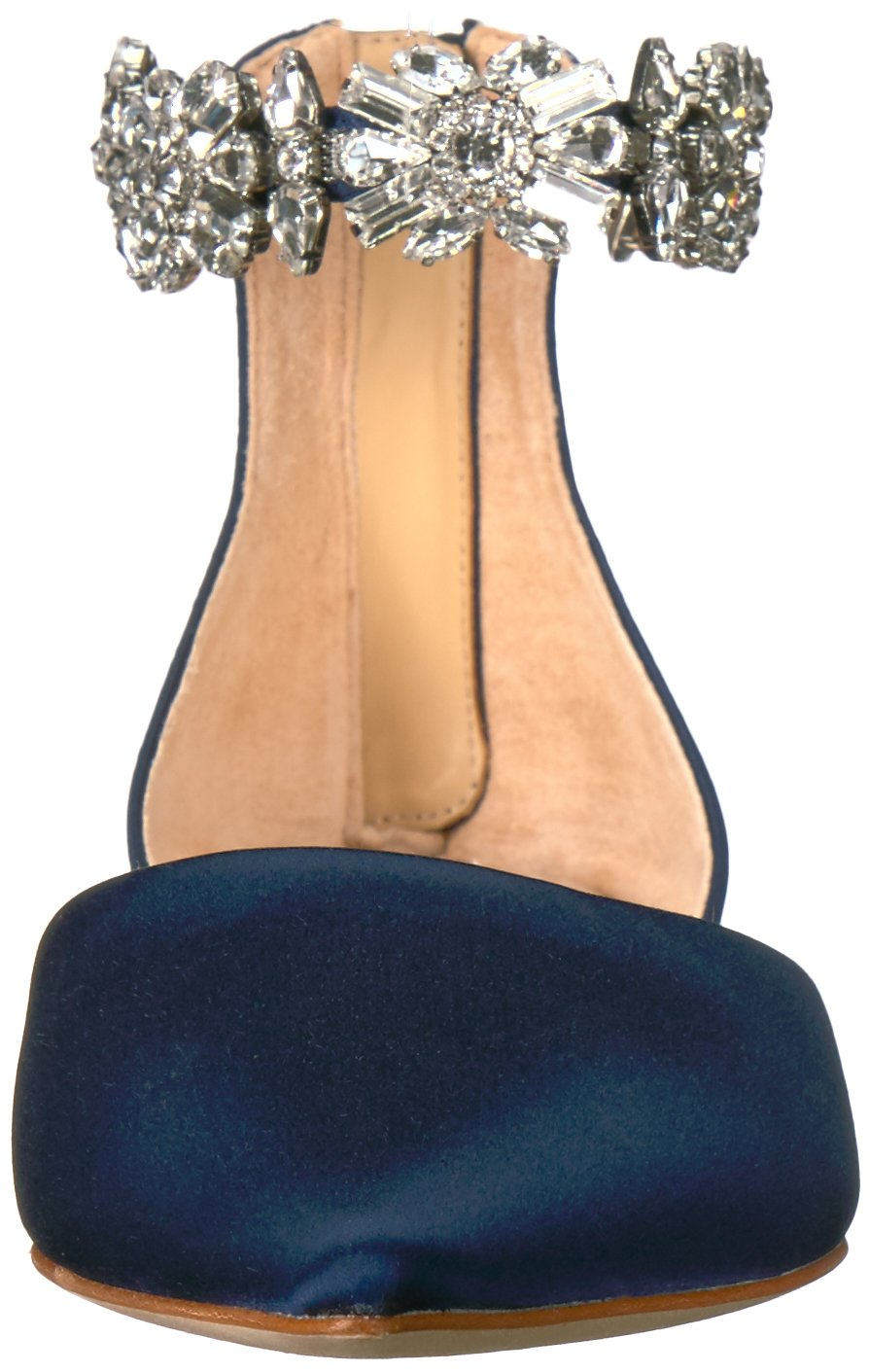 Badgley Mischka Women's Morgen Mary Jane US|Midnight Flat B07351T135 8.5 B(M) US|Midnight Jane d5b8f6