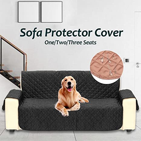 Amazon Com Safetyon Dog Cat Sofa Covers Slipcovers Reversible