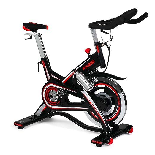 27 opinioni per Fassi R 26 Club Fit Bike, Nero