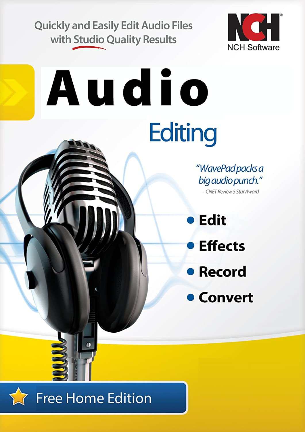 nch audio software free download