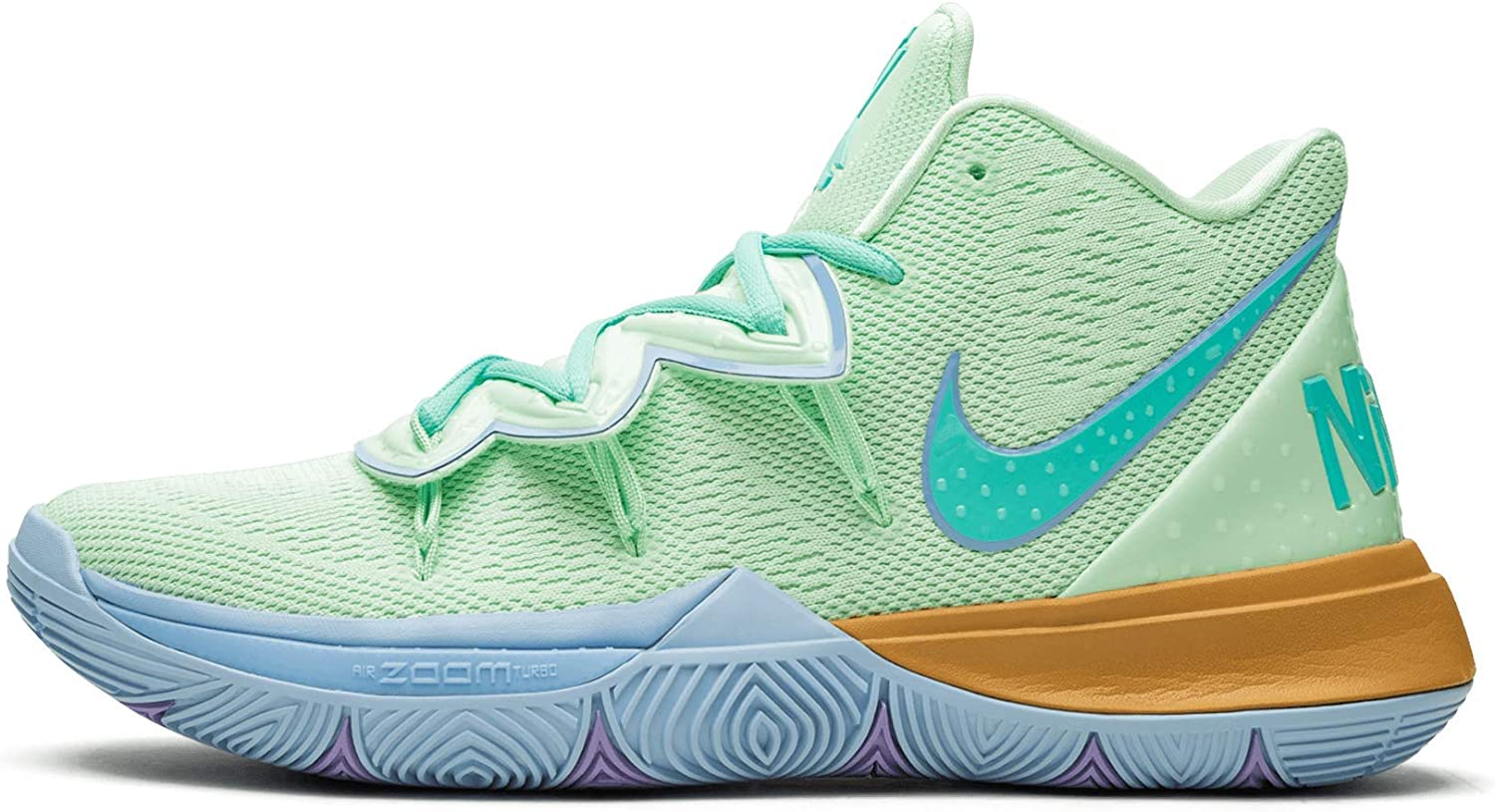 Nike Kyrie 5 (Frosted Spruce/Aluminum