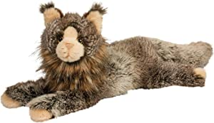 Douglas Oscar Maine Coon Cat Plush Stuffed Animal