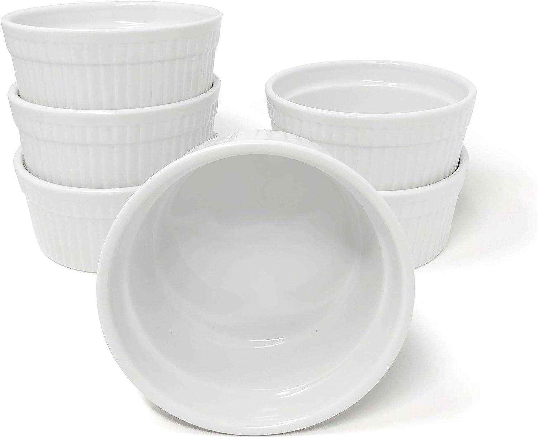 2.75 Small Ramekin Heath Ceramics 206-27 Onyx 2 Oz