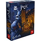 Asmodee 700101 - Mr Jack London - Nouvelle Edition