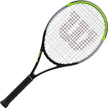 Wilson Raqueta de tenis, Blade 26, Para niños de más de 11 años ...