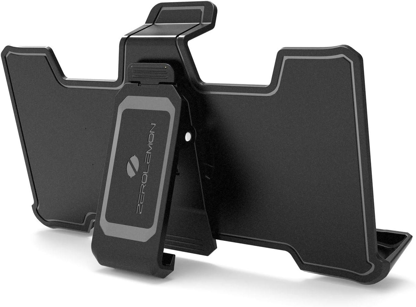 Belt Clip Holster for ZeroLemon Galaxy Note 10 Plus 10000mAh ZeroShock Battery Case Battery Case is NOT Included