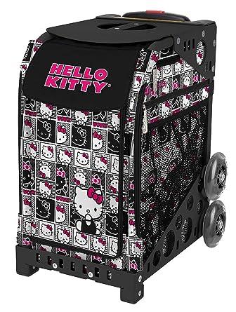 82bf08880 Amazon.com | Zuca Sport Bag - Hello Kitty (Masterpiece)(Black Frame ...