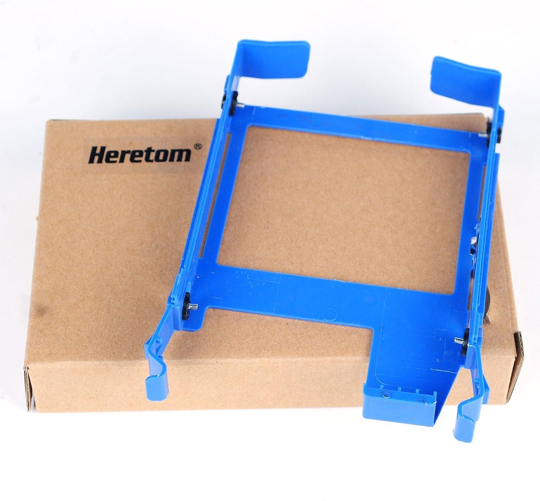 Pocaton 3.5 Inch HDD Hard Drive Caddy//Bracket Applies to Optiplex 390 790 990 3010 3020 7010 7020 9010 9020 MT SFF Computer//Precision workstations Blue