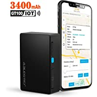 Ablegrid 4G GPS Vehicle Tracker for Vehicle, Car, Personal, Valuable, Equipment