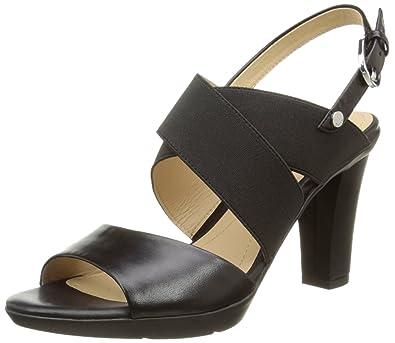 1ca57539ba6d5 Amazon.com | Geox Women's D JADALIS | Heeled Sandals
