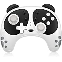 Wireless Controller for Nintendo Switch, STOGA Panda Cute Switch Pro Controller Compatible with Switch Lite/PC with NFC…