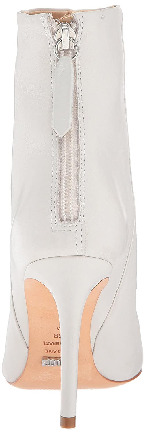SCHUTZ Women's Ginny Fashion US|Pearl Boot B071RY1VY3 6 B(M) US|Pearl Fashion 336bb0