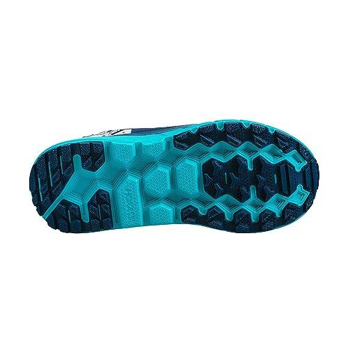 Hoka - Zapatillas para Correr en montaña de Sintético para Mujer Azul Azul: Amazon.es: Zapatos y complementos