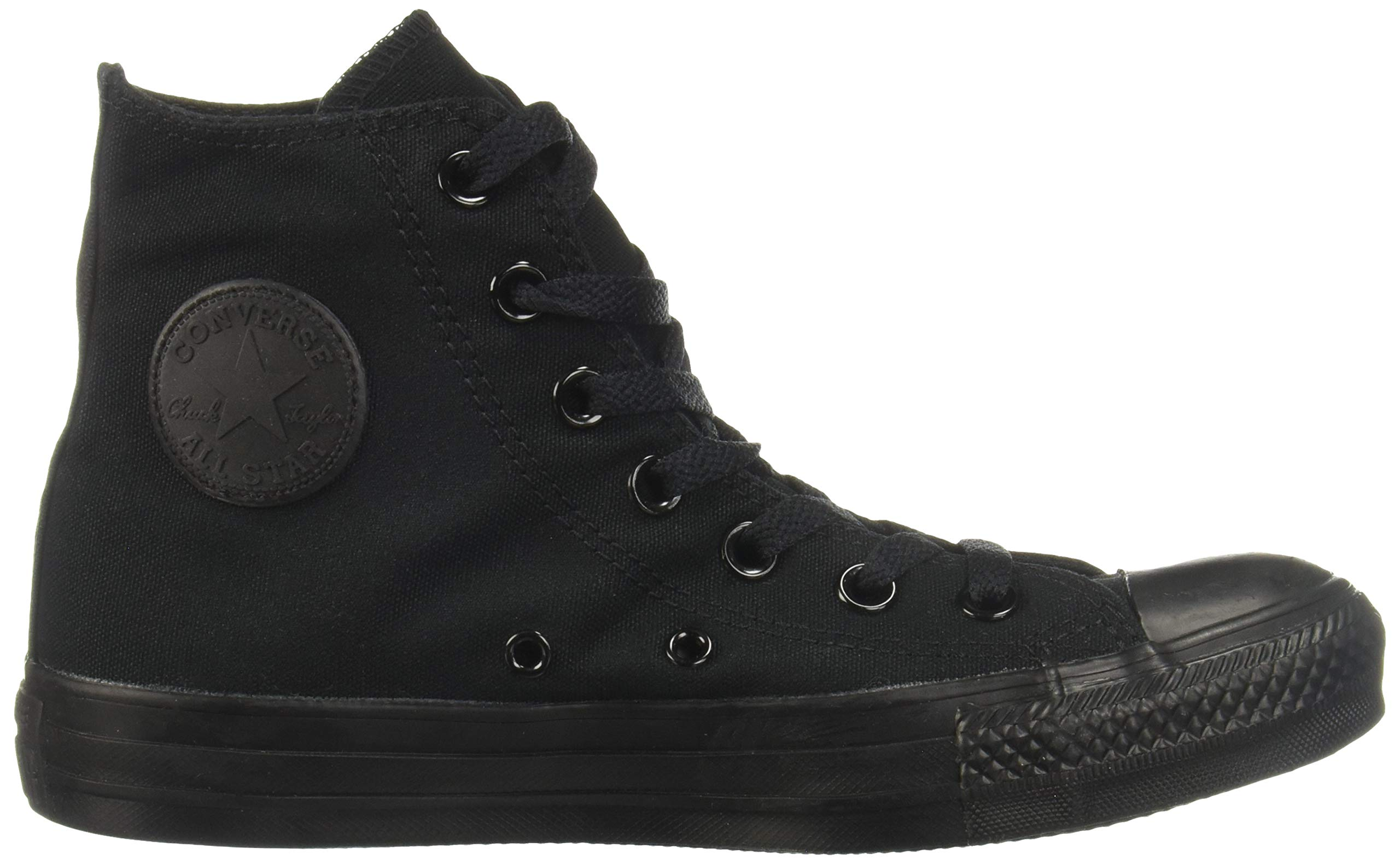 Converse Chuck Taylor All Star High Top Black/Black 9 D(M) US by Converse (Image #7)