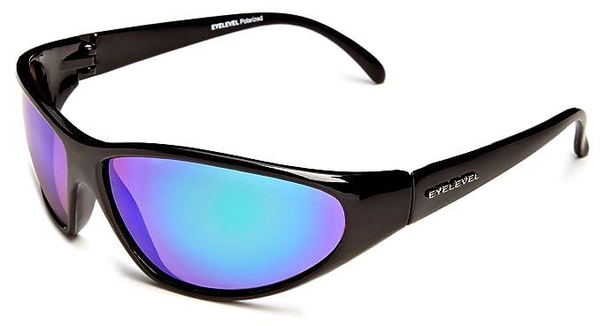 Eyelevel Adventure 1 - Gafas de sol polarizadas para hombre, color verde, talla única
