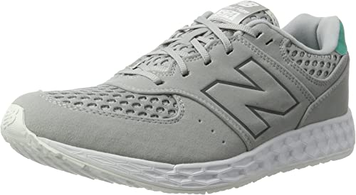 light gray new balance