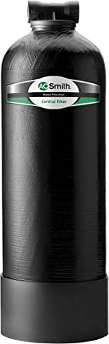 AO Smith Whole House Water Filtration System Single-Stage Carbon – Reduces 97 of Chlorine – NSF Certified – 6yr, 600,000 Gl – AO-WH-Filter