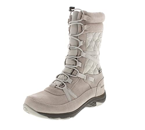 89a5ff7465d Merrell Women s Approach Tall Leather Waterproof Snow Boot  Amazon.ca  Shoes    Handbags