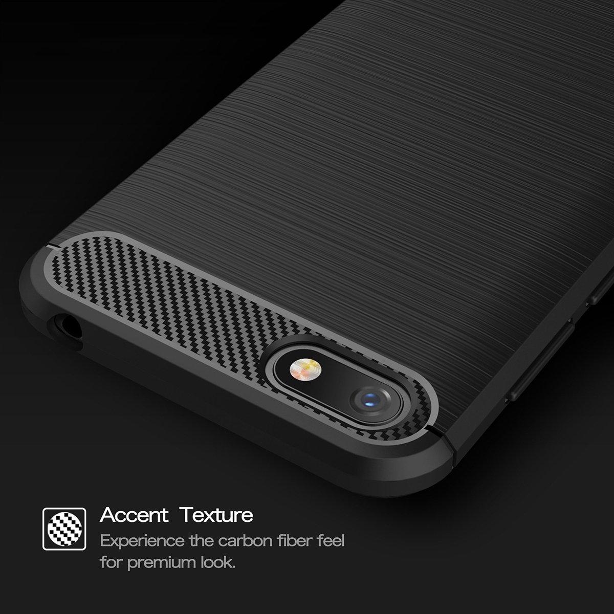 Amazon.com: Funda para Huawei Y5 Prime 2018, Yoodi Slim de ...