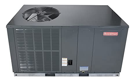 3 Ton 14 Seer Goodman Package Air Conditioner - GPC1436H41 Heat And Air Window Unit Home Furniture Baton Rouge on