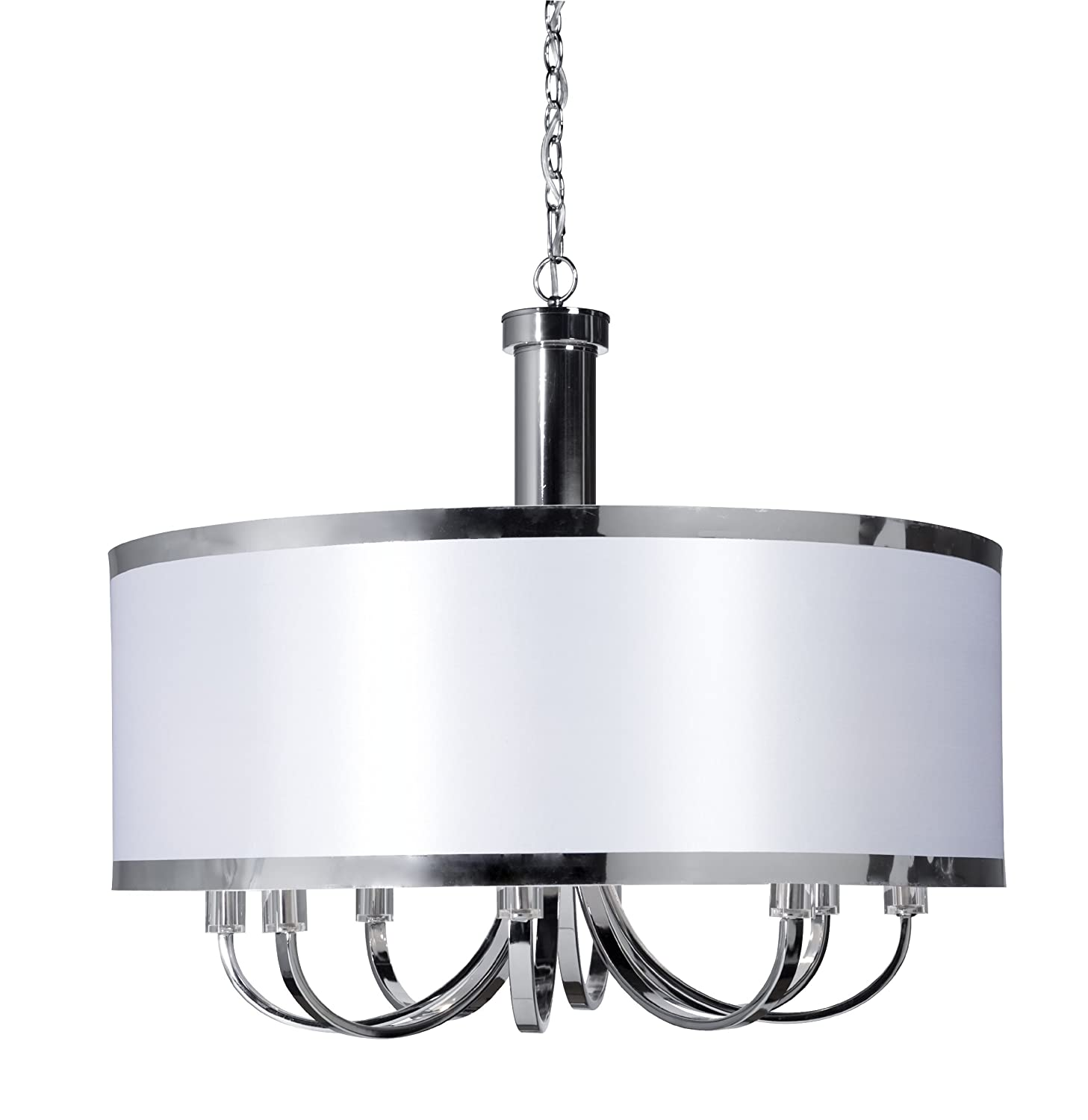 Steven And Chris By Artcraft Lighting SC438BK Madison Transitional
