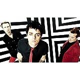 Green Day 3Billie Joe Armstrong Mike Dirnt Tré Cool Jason weiß toller Rock-Metal Album Cover Design Musik Band beste Foto Bild Einzigartige Print A3Poster