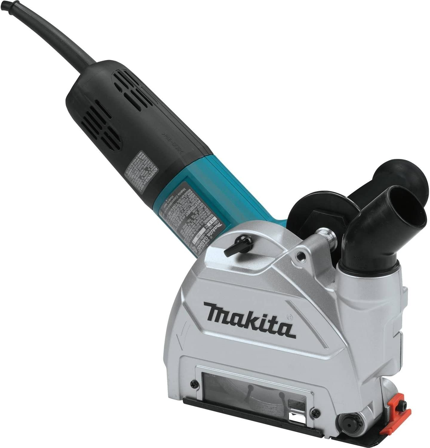 Makita GA5040X1 SJSII Angle Grinder with Tuck Point Guard, 5