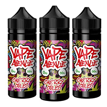 Vape Avenue Vape Avenue - Cherry Cole - Multibundle 0mg