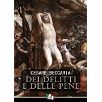 Dei delitti e delle pene (Italian Edition) book cover