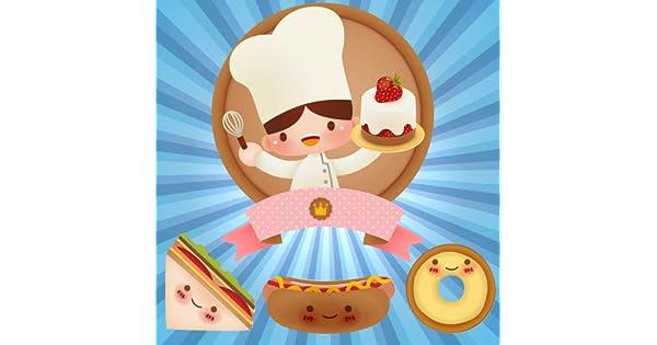 Alimentos para niños y las niñas : juegos de puzzle en la cocina! juegos educativos: Amazon.es: Appstore para Android