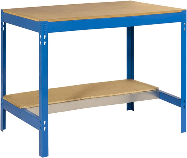 Blue//wood Simonrack BT0 900 840 x 900 x 600 mm 400-250 kg Simonwork Two Shelves