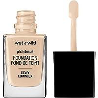 Wet n Wild Photo Focus Dewy Foundation - Soft Ivory, 28 Milliliters