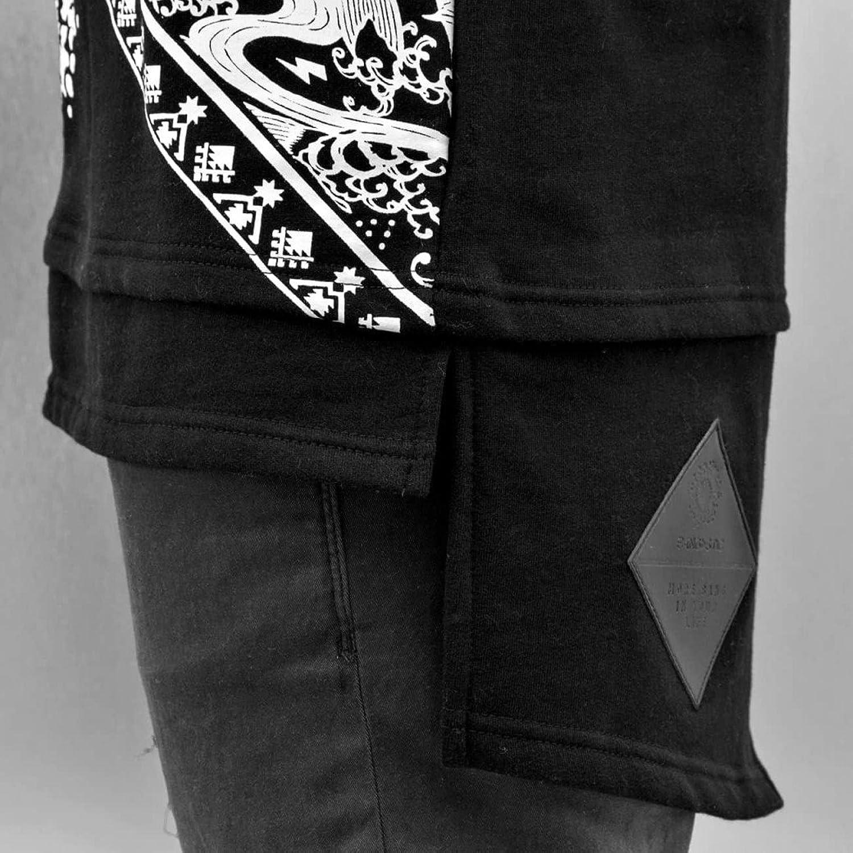 Bangastic Sweater Koi Carp, Color:black,Gr??e:S