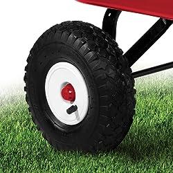 All-Terrain Wagon Pneumatic Wheels