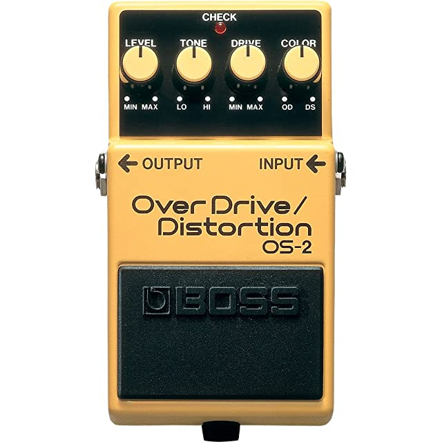 リンク:OS-2 OverDrive/Distortion